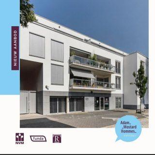 Nieuw aanbod! Abtstraat 7c te Maastricht Uitstekend onderhouden appartement gelegen op de 2e verdieping van appartementencomplex met balkon en privéberging in het souterrain. Dit complex beschikt over een lift en een gezamenlijke fietsenberging. Vraagprijs 435.000,-- k.k.Voor meer informatie of een bezichtiging kunt u contact opnemen met ons kantoor op 043-3540777 - info@amh-makelaars.nl#nederland #limburg #zuidlimburg #maastricht #centrum #apartement