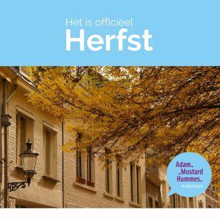 Wauw, het is alweer herfst! Toch wel een van onze favoriete tijden in het jaar om Maastricht te mogen bewonderen. Wie wil hier nu niet wonen?!Bekijk snel ons woningaanbod online.www.amh-makelaars.nl